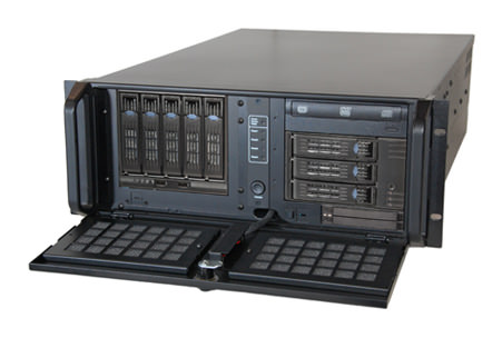CorSys 6th/5th Gen 26″ 4U Rackmount Workstation - Corvalent