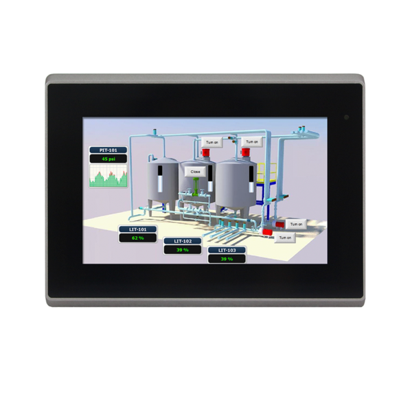 Industrial Panel Monitors